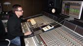 Lush's Sound Engineer Ric Parker