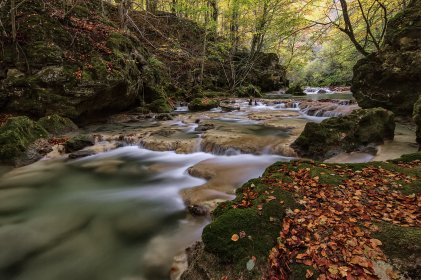 river_trees_leaves_cascade_moss_rocks_stones_nature_Spain_Spain_river_water_waterfall_5184x3456