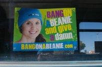 bang on a beanie